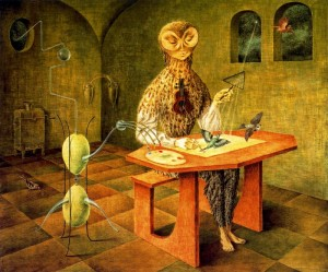 "Remedios Varo's ""Creation of the Birds."""