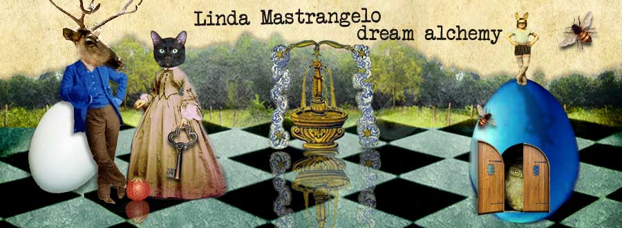 Linda Mastrangelo Dream Alchemy Banner!